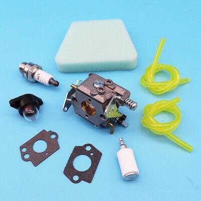Carburetor For Poulan S1838 2075C # Walbro WT-324 Zama C1Q-W8 530069703 Chainsaw