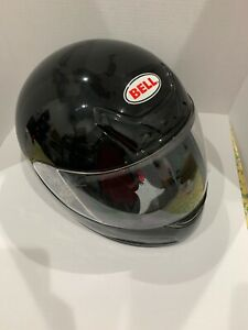 Bell-Zephyr-full-face-motorcycle-helmet-model-WS-10-Size-Medium-gloss-black