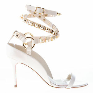 Image is loading GIUSEPPE-ZANOTTI-DESIGN-women-shoes-Beige-patent-leather- 4aebb31ca62