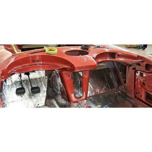 Hushmat Thermal Acoustic Insulation 611272; Firewall Kit for 27-31 Ford