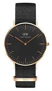 Daniel-Wellington-Watch-DW00100150-Classic-Black-Cornwall-36MM-NATO-crazy1212