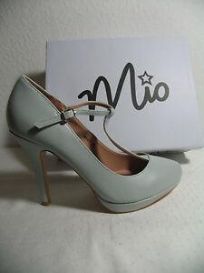 Italienische High Damen Plateau Schuhe Pumps High Italienische Heels Stiletto Gr. 39 823f94