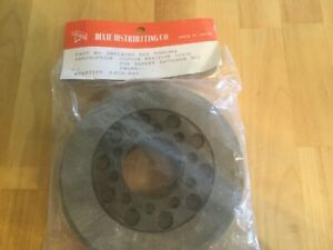 Releasing Clutch Disc Polished for Harley Knucklehead Panhead Shovelhead