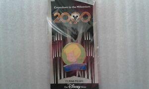 Disney-Countdown-to-the-Millennium-Series-78-Christopher-Robin-Pin