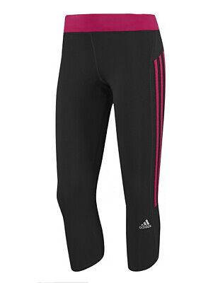 Adidas ClimaLite Damen 34 Tights Response Laufhose Running Tight Jogginghose | eBay