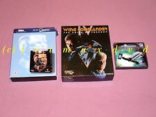 Wing Commander III Heart of the Tiger & WC IV (4) Price Of Freedom & WC Prophecy