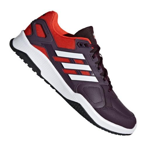 adidas Duramo 8 Running Schwarz Rot Weiss