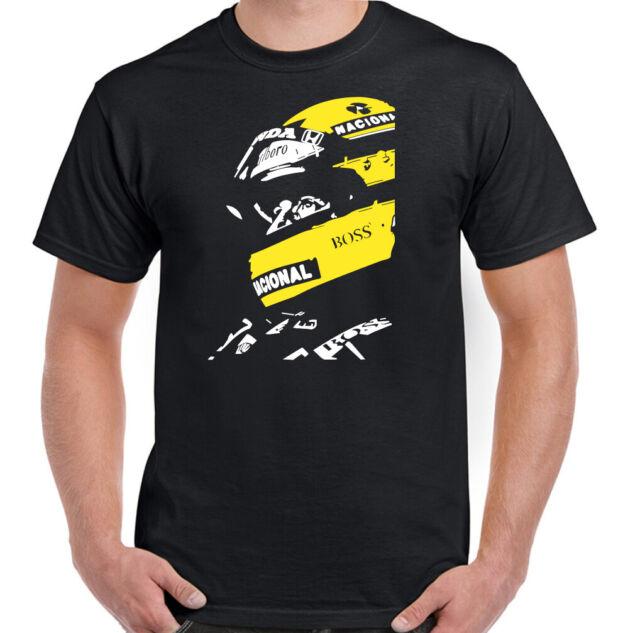Baby T Shirts Ayrton Senna Logo Infant Short Sleeve Top