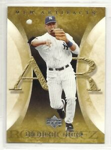 Alex Rodriguez Baseball Card 2005 Upper Deck MVP # 4 NM//MT