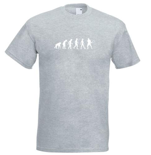 Mens evolution t shirt ape to man evolution tennis evolution t shirt