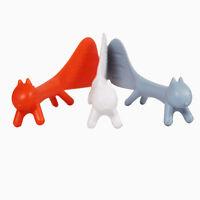 Three Colour Cute Squirrel Kitchen Tool Non Stick Rice Paddle Spoon Ladle Scoop
