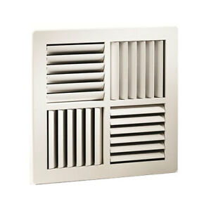 Square 4way Mdo Evaporative Cooling Vent Ceiling Vent