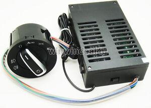 Auto-Headlight-Head-Light-Sensor-And-Switch-For-VW-Golf-4-New-Bora-Polo-Lavida