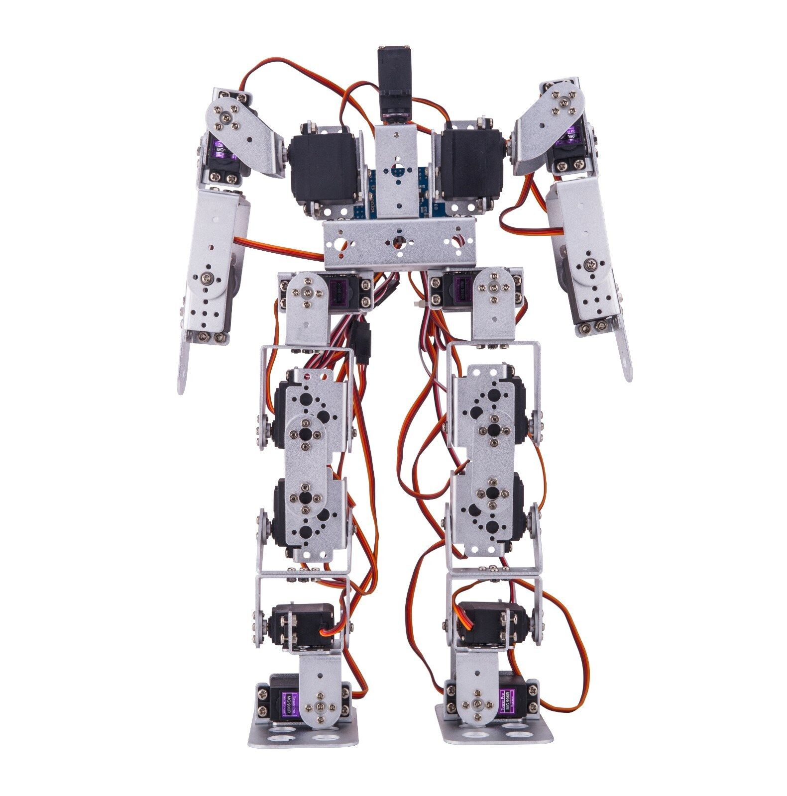 17 DOF Robot Body (Body Only, Arduino controllable,from USA)