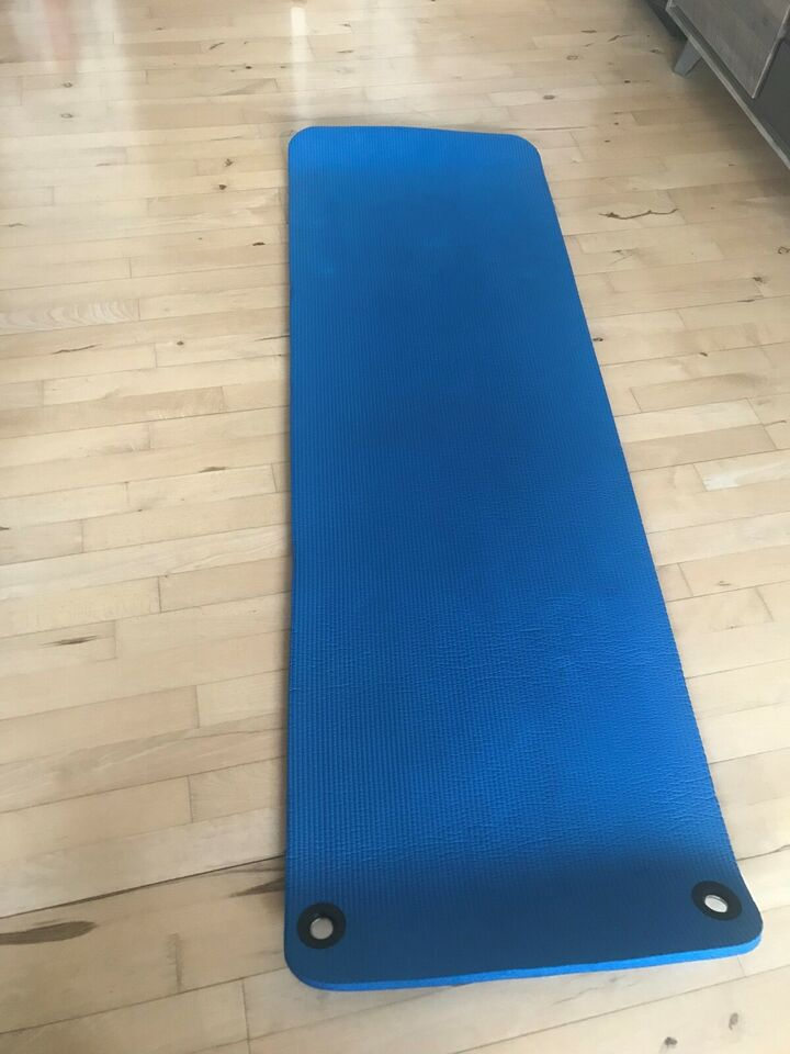 Træningsmåtte, Thick Training Mat Blue good quality
