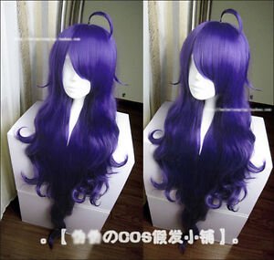 Owari-no-Seraph-Of-The-End-Asuramaru-Wig-Cosplay-Costume-Wigs-Styled-Purple-Hair