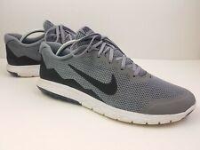 238e3f817ac6 item 7 Nike Mens Flex Experience RN 4 Gray Black Sz 10.5 Running Shoes  749172-006 -Nike Mens Flex Experience RN 4 Gray Black Sz 10.5 Running Shoes  749172- ...