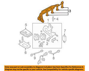 details about hyundai oem 96 06 elantra ignition spark plug wire or set see image 2750123b70 Wiring Diagram For 06 Hyundai Elantra