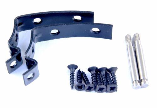 Audi A4 S4 RS4 B6 B7 8E Glove Box Lid Hinge Snapped Repair Fix Kit Brackets