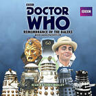 Doctor Who: Remembrance of the Daleks: A 7th Doctor Novelisation by Ben Aaronovitch (CD-Audio, 2015)