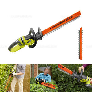 Cordless Hedge Trimmer 22 in. 18V Lithium-Ion Dual-Action Blades Lawn TOOL ONLY