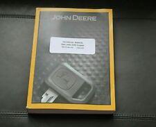 John Deere 350c 350d 355d Crawler Loader Bulldozer Service Manual Tm1115