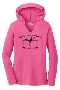 Ladies-Favorite-Workout-At-The-Barre-Hoodie-Shirt-Dance-Gym-Shirt