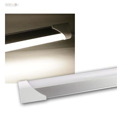 Linee Led Tubo Luce T8 Ip20 10w/230v 850lm 60cm Bianco Neutro Lampada Da Soffitto-