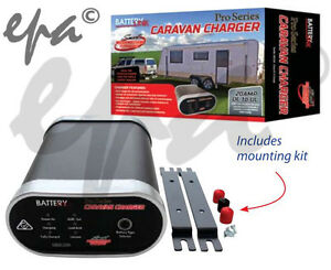 12V-20AMP-DC-TO-DC-DEEP-CYCLE-CARAVAN-CAMPING-CAMPER-TRAILER-4X4-4WD-CHARGER