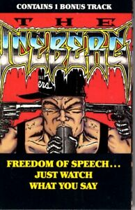 Ice-T-Iceberg-Freedom-Of-Speech-1989-Cassette-Tape-Album-Rap-Hiphop-IceT-Ice-T