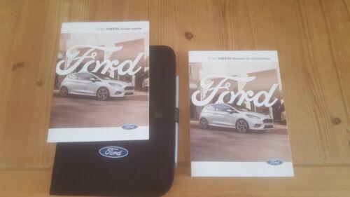 Notice Manuel d/'utilisation Ford Fiesta