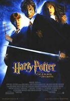 Harry Potter And The Chamber Of Secrets Movie Poster - Cast Full Size Print