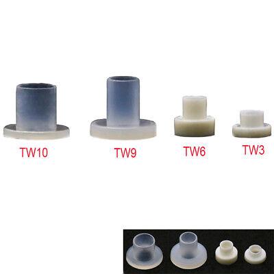 Transistor Power Washer Shoulder Plastic Nylon Bushing Insulator for PC New