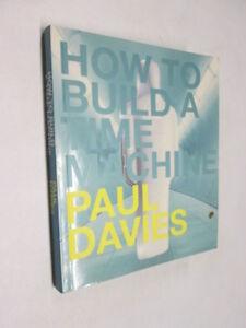 Good-How-to-Build-a-Time-Machine-Davies-Paul-2001-11-01-Allen-Lane