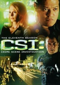 CSI-The-Eleventh-Season-New-DVD-Widescreen