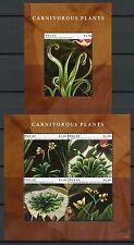 Palau 2012 Fleischfressende Pflanzen Carnivorous Plants Postfrisch MNH