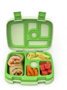 Bentgo-Kids-Childrens-Lunch-Box-Bento-Styled-Lunch-Durable-and-Leak-Proof-Green