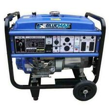 Blue Max 8000 Watt Generator 13 Hp Gasoline Powered Camping Emergency Wheel Kit