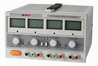 Dr.meter Hy3003d-3 3 Output Linear Variable Dc Regulated Power Supply 0to 30v/3a