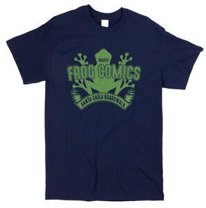 Frog Comics Lost Boys Inspired T-shirt - 80s Vampire Retro Film Movie Tee Bros.