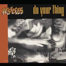 RESTLESS Do Your Thing CD - NEW Digi - Mark Harman Neo Rockabilly - Raucous