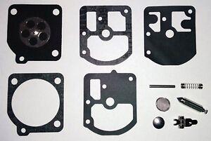 Carburetor Repair Kit For Homelite UT-10621 UT-10622 UT-10625 UT-10626 ChainSaw