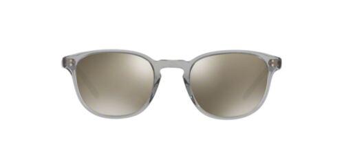 Oliver Peoples OV 5219S 113239 Fairmont Sun Workman Grey// Goldtone Sunglasses