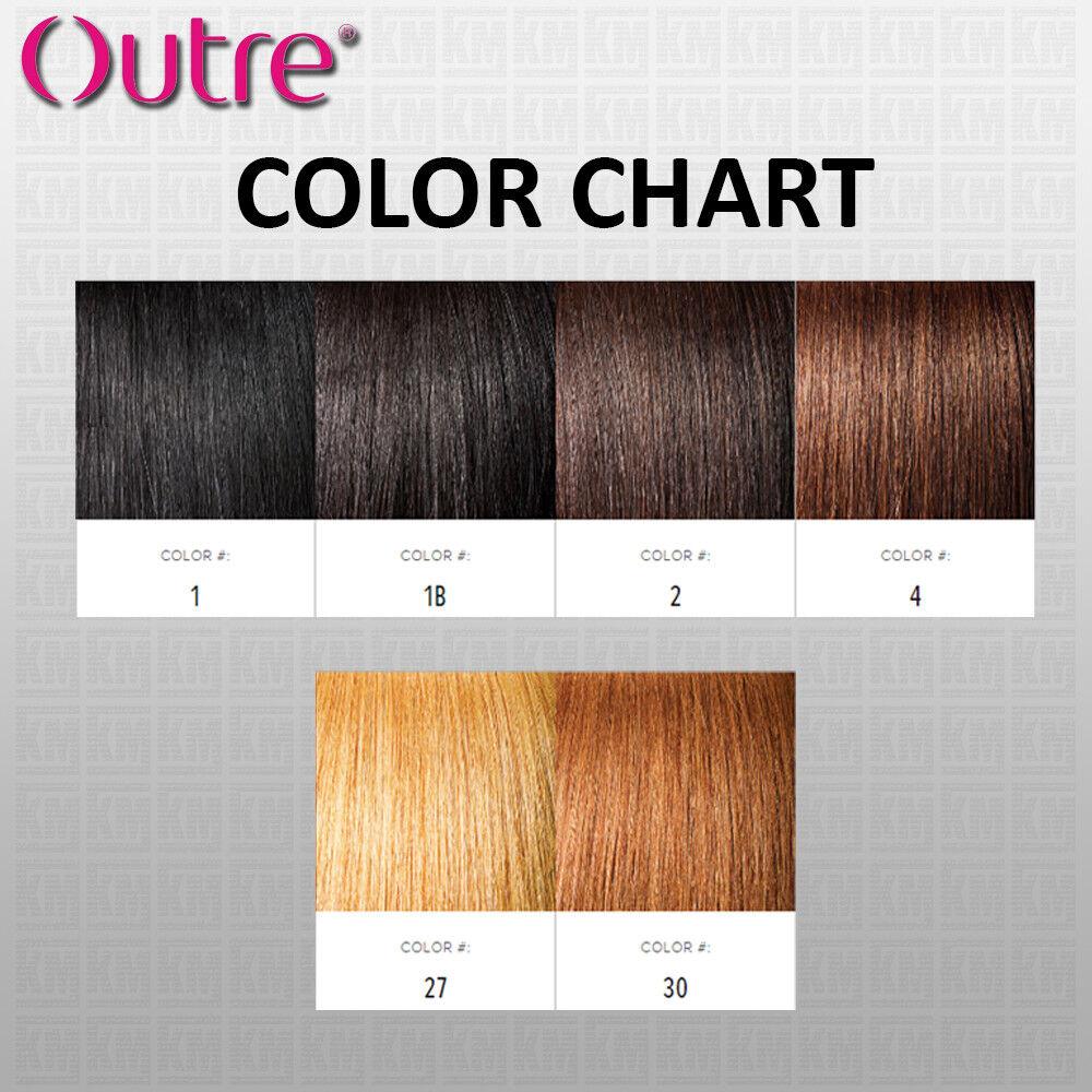 Outre Duvessa Paris Wave 100 Remi Human Hair 14 1 Jet Black Ebay