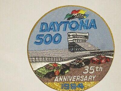 1994 35th Anniversary Daytona 500 Embroiderd Patch