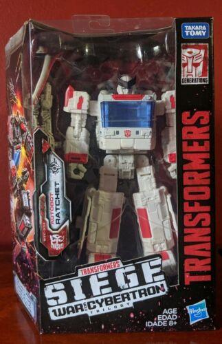 Transformers siege guerre pour Cybertron Deluxe Class cliquet Walgreens Exclusive