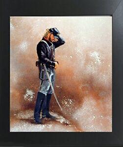 Civil War Soldier Blue Union America Wall Decor Art Print Poster 16x20