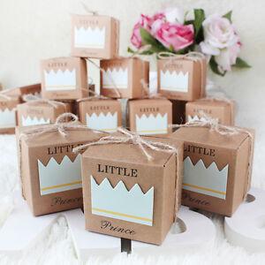 Image Is Loading 10PCS Baby Shower Gift Favor Little Prince Boy