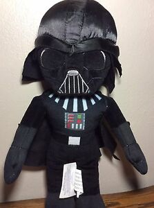 Star Wars Galactic Vader Plush Darth Vader Stuffed Animal Toy 16