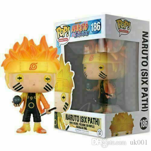 Funko Pop! Naruto Shippuden Naruto Six Path 186